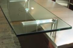 столешница из стекла2