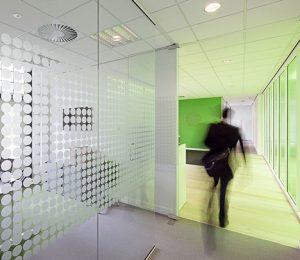 стеклянные офисные перегородки в питере